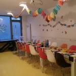 Najam prostora za proslavu rođendana