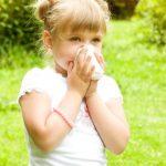 Sezonski problemi: Akupresura i voda smiruju dječje alergije